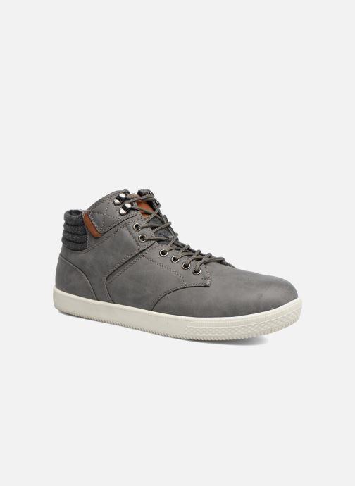 Baskets I Love Shoes SOANE Gris vue détail/paire