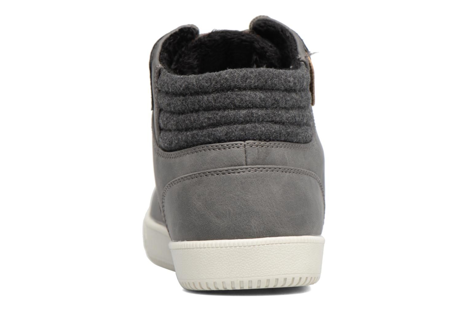 Trainers I Love Shoes SOANE Grey view from the right