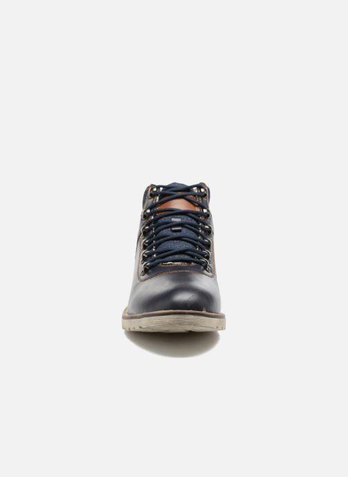 Boots en enkellaarsjes I Love Shoes SEDRIC Blauw model
