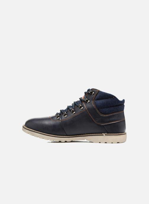Boots en enkellaarsjes I Love Shoes SEDRIC Blauw voorkant