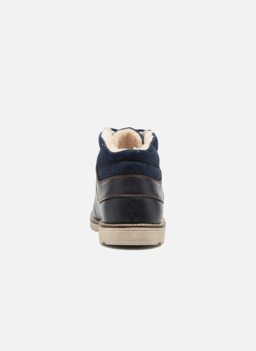 Boots en enkellaarsjes I Love Shoes SEDRIC Blauw rechts