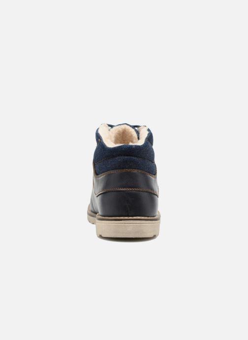 Bottines et boots I Love Shoes SEDRIC Bleu vue droite