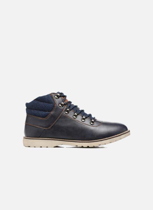 Boots en enkellaarsjes I Love Shoes SEDRIC Blauw achterkant