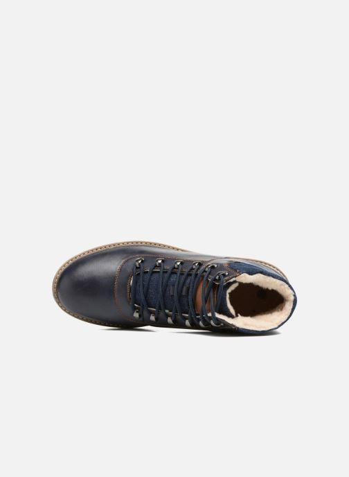 Botines  I Love Shoes SEDRIC Azul vista lateral izquierda