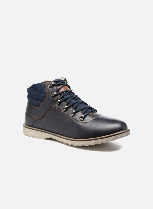 Boots en enkellaarsjes I Love Shoes SEDRIC Blauw detail