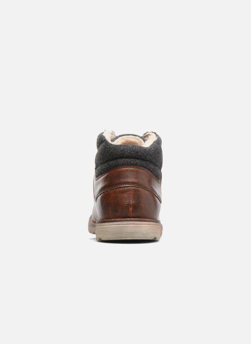 Boots en enkellaarsjes I Love Shoes SEDRIC Bruin rechts