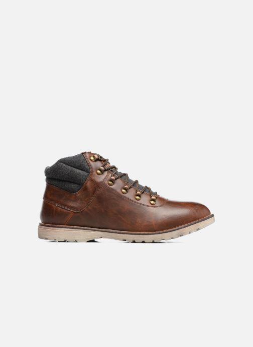 Boots en enkellaarsjes I Love Shoes SEDRIC Bruin achterkant