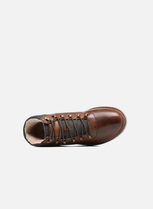 Boots en enkellaarsjes I Love Shoes SEDRIC Bruin links