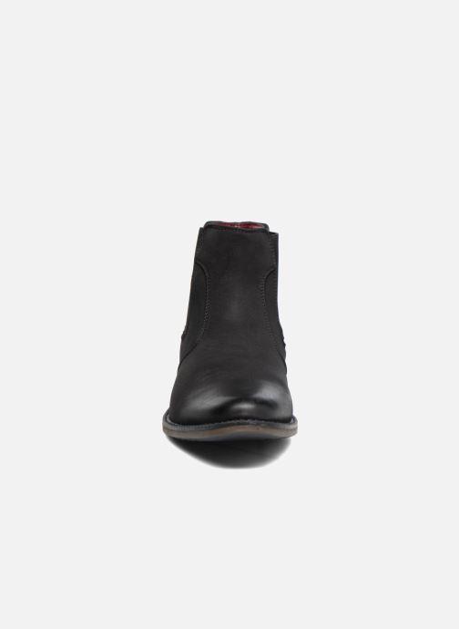 Stiefeletten & Boots I Love Shoes SAUL schwarz schuhe getragen
