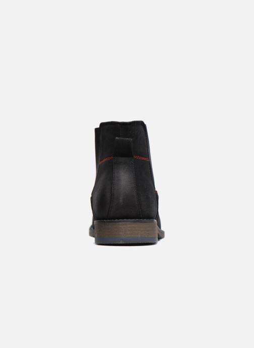 Bottines et boots I Love Shoes SAUL Noir vue droite
