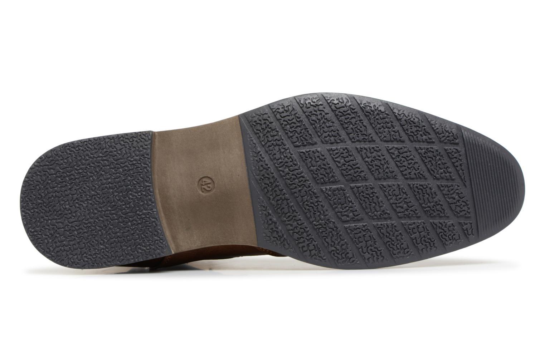 Bottines et boots I Love Shoes SAUL Marron vue haut