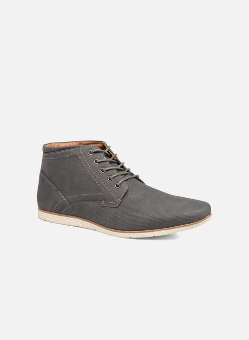 Chaussures à lacets I Love Shoes SIDOINE Gris vue détail/paire