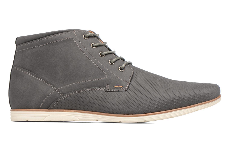 Schnürschuhe I Love Shoes SIDOINE grau ansicht von hinten
