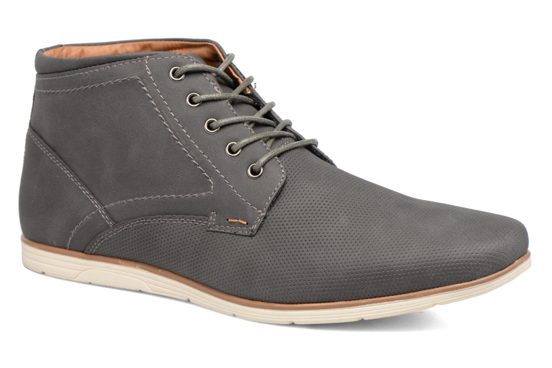 Scarpe con lacci I Love Shoes SIDOINE Grigio vedi dettaglio/paio