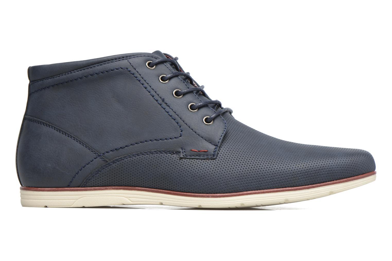 Schnürschuhe I Love Shoes SIDOINE blau ansicht von hinten