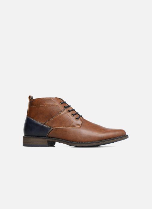 Boots en enkellaarsjes I Love Shoes SIMEON Bruin achterkant