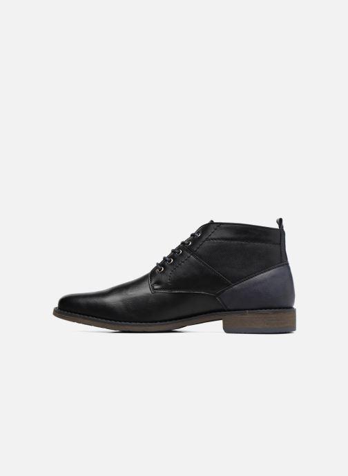 Boots en enkellaarsjes I Love Shoes SIMEON Zwart voorkant