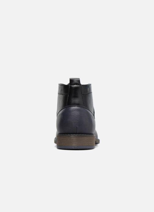 Botines  I Love Shoes SIMEON Negro vista lateral derecha
