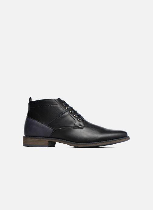 Boots en enkellaarsjes I Love Shoes SIMEON Zwart achterkant