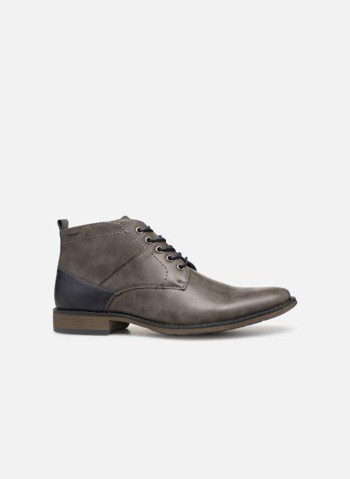 Boots en enkellaarsjes I Love Shoes SIMEON Grijs achterkant
