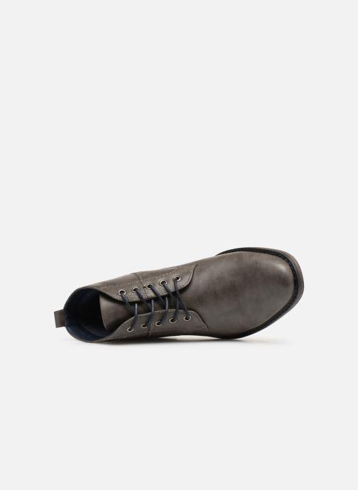 Boots en enkellaarsjes I Love Shoes SIMEON Grijs links