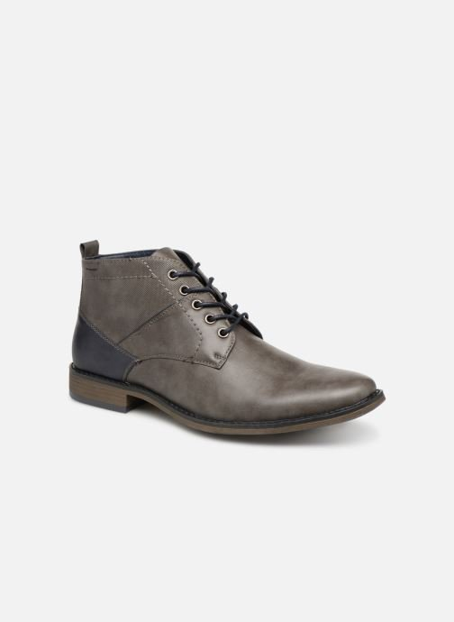 Boots en enkellaarsjes I Love Shoes SIMEON Grijs detail