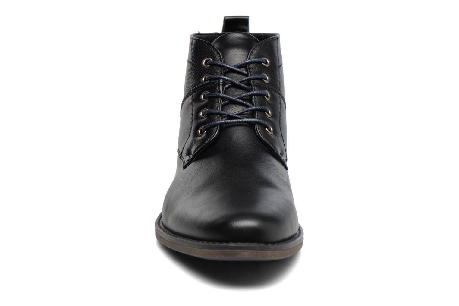 Ankle boots I Love Shoes SIMEON Black model view