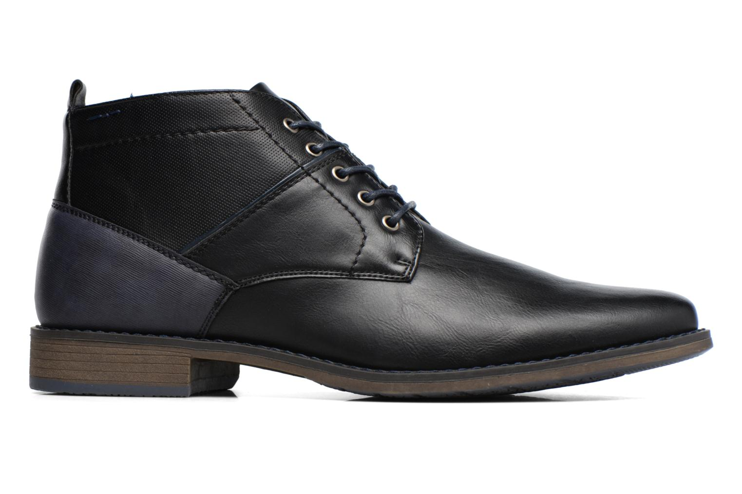 Ankle boots I Love Shoes SIMEON Black back view