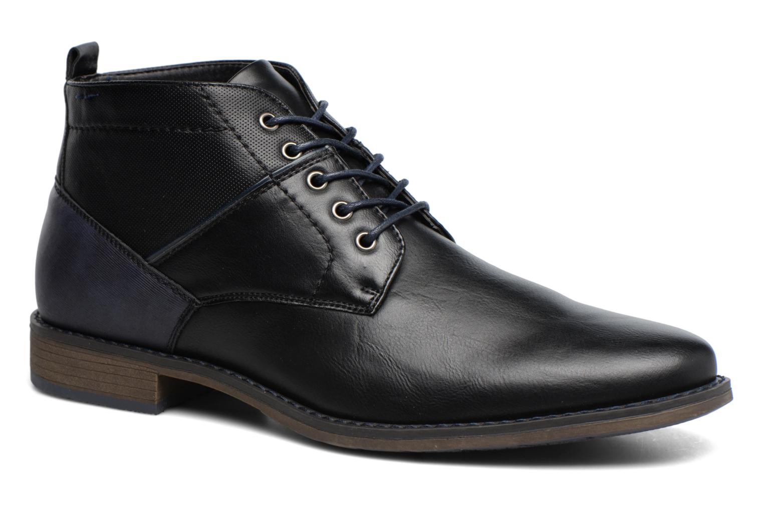 Ankle boots I Love Shoes SIMEON Black detailed view/ Pair view