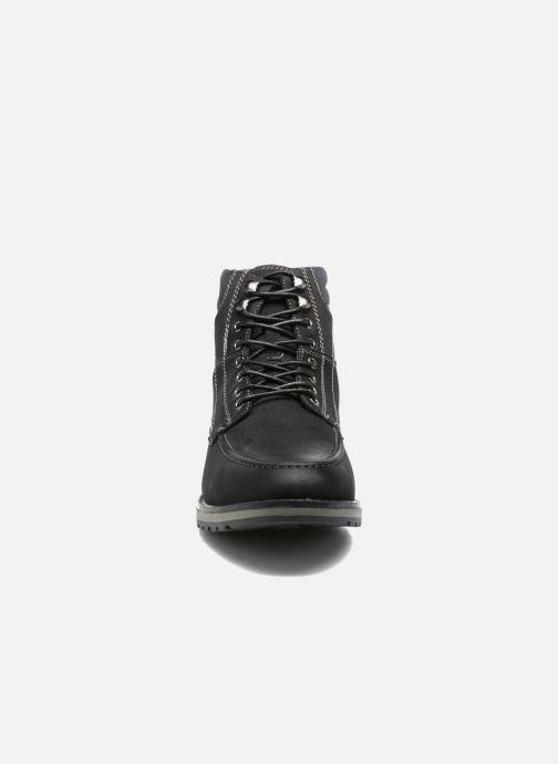 Botines  I Love Shoes SANDRIC Negro vista del modelo