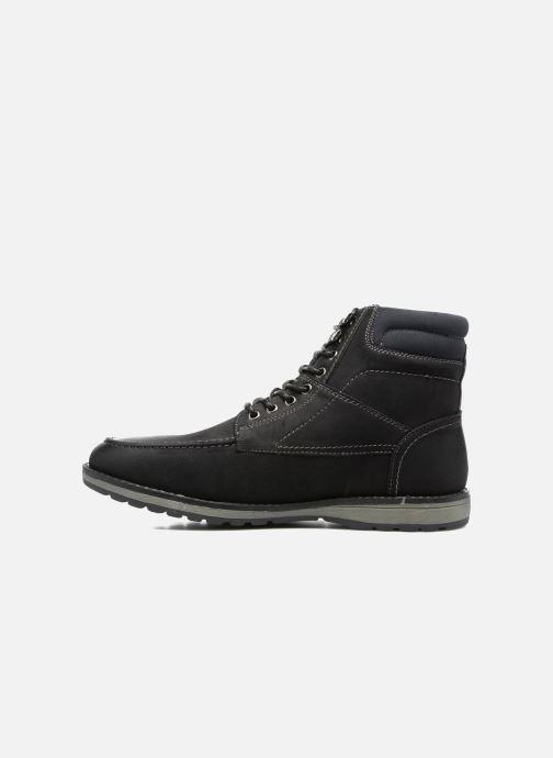 Boots en enkellaarsjes I Love Shoes SANDRIC Zwart voorkant