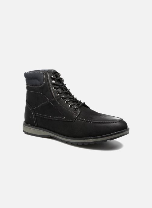 Boots en enkellaarsjes I Love Shoes SANDRIC Zwart detail