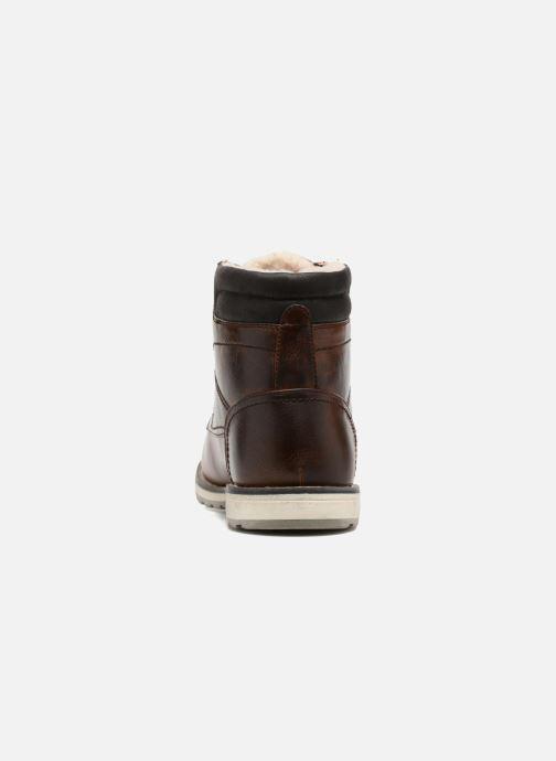 Boots en enkellaarsjes I Love Shoes SANDRIC Bruin rechts