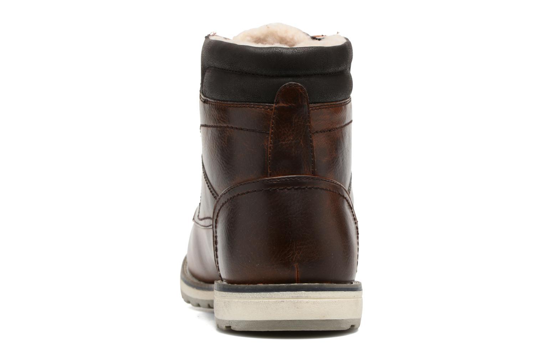 Bottines et boots I Love Shoes SANDRIC Marron vue droite
