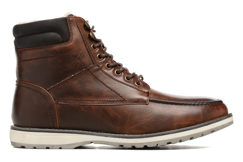 Bottines et boots I Love Shoes SANDRIC Marron vue derrière