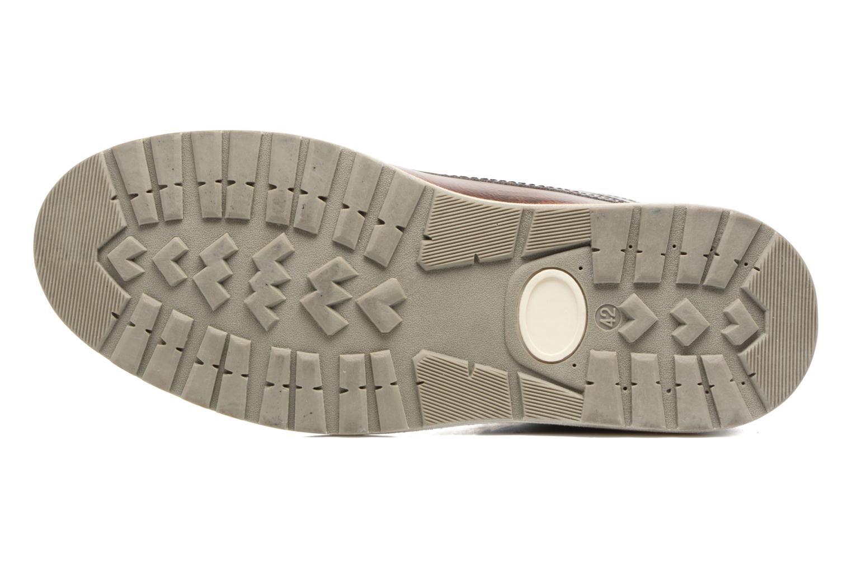 Bottines et boots I Love Shoes SANDRIC Marron vue haut