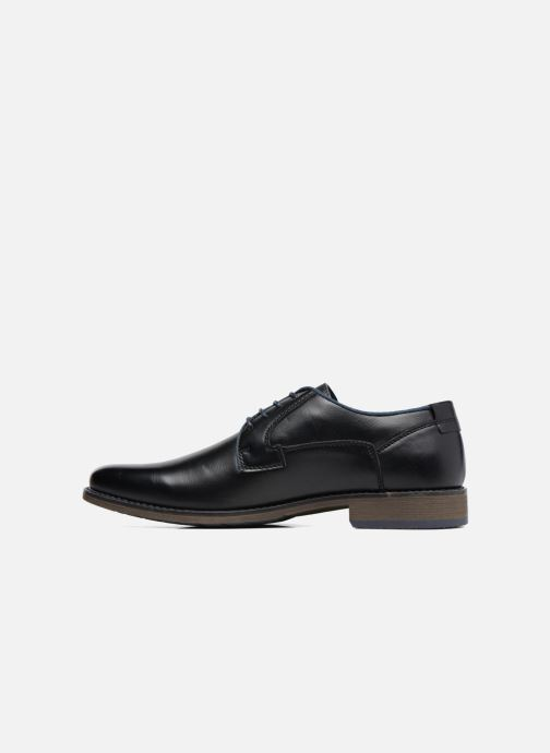 Scarpe con lacci I Love Shoes SIGMUND Nero immagine frontale
