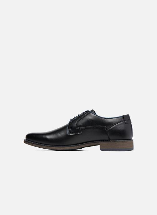 Chaussures à lacets I Love Shoes SIGMUND Noir vue face