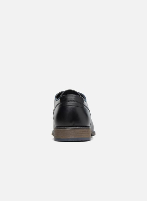 Lace-up shoes I Love Shoes SIGMUND Black view from the right
