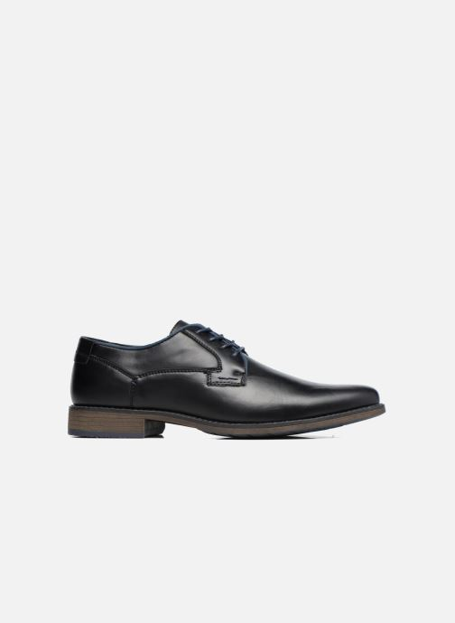 Scarpe con lacci I Love Shoes SIGMUND Nero immagine posteriore