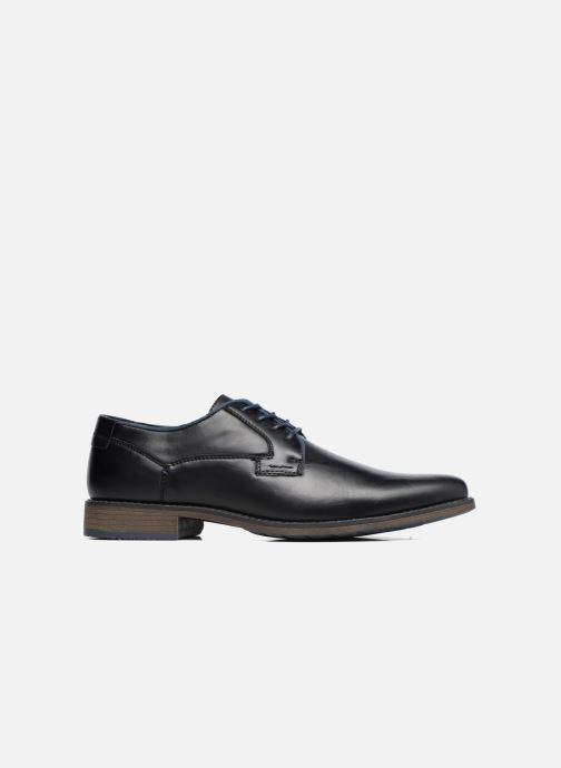 Lace-up shoes I Love Shoes SIGMUND Black back view