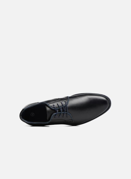 Lace-up shoes I Love Shoes SIGMUND Black view from the left