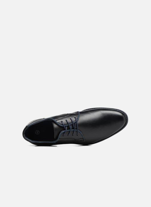 Chaussures à lacets I Love Shoes SIGMUND Noir vue gauche