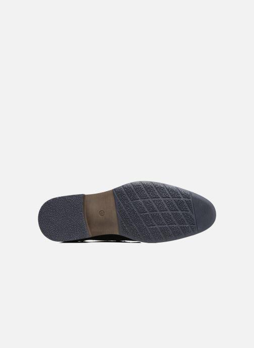 Scarpe con lacci I Love Shoes SIGMUND Nero immagine dall'alto