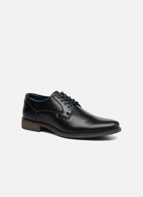 Lace-up shoes I Love Shoes SIGMUND Black detailed view/ Pair view