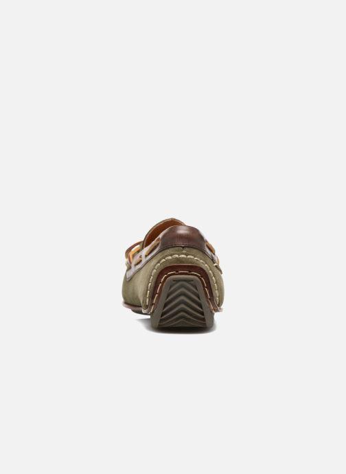 Polo Ralph Lauren Davy (Vert) - Mocassins chez Sarenza (298505) cc0a417b169