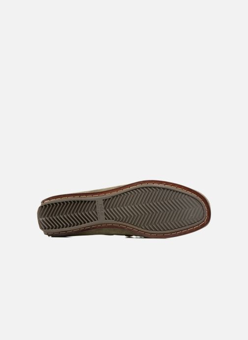 Loafers Polo Ralph Lauren Davy Green view from above