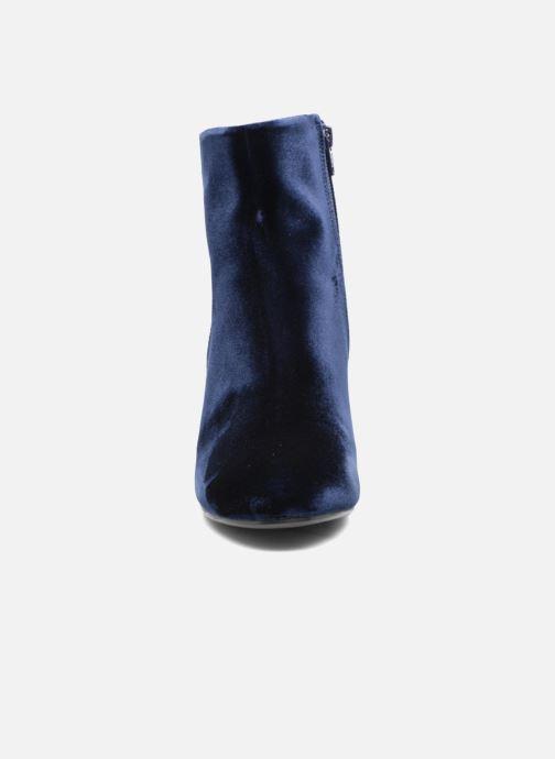 Botines  Billi Bi Jonna Azul vista del modelo