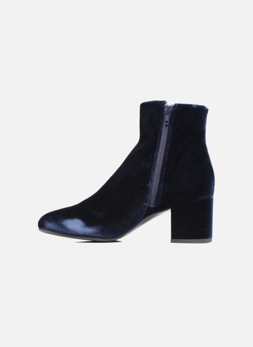 Bottines et boots Billi Bi Jonna Bleu vue face