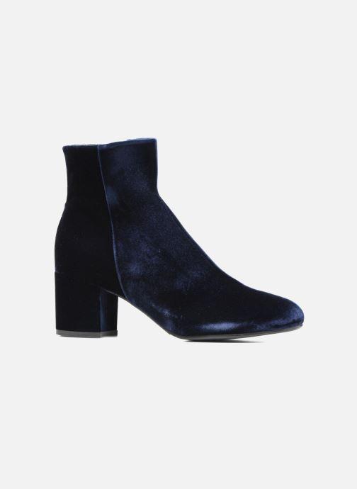 Bottines et boots Billi Bi Jonna Bleu vue derrière
